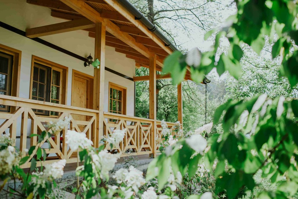 Casuta Magnolia | Cosama Village | Sighisoara