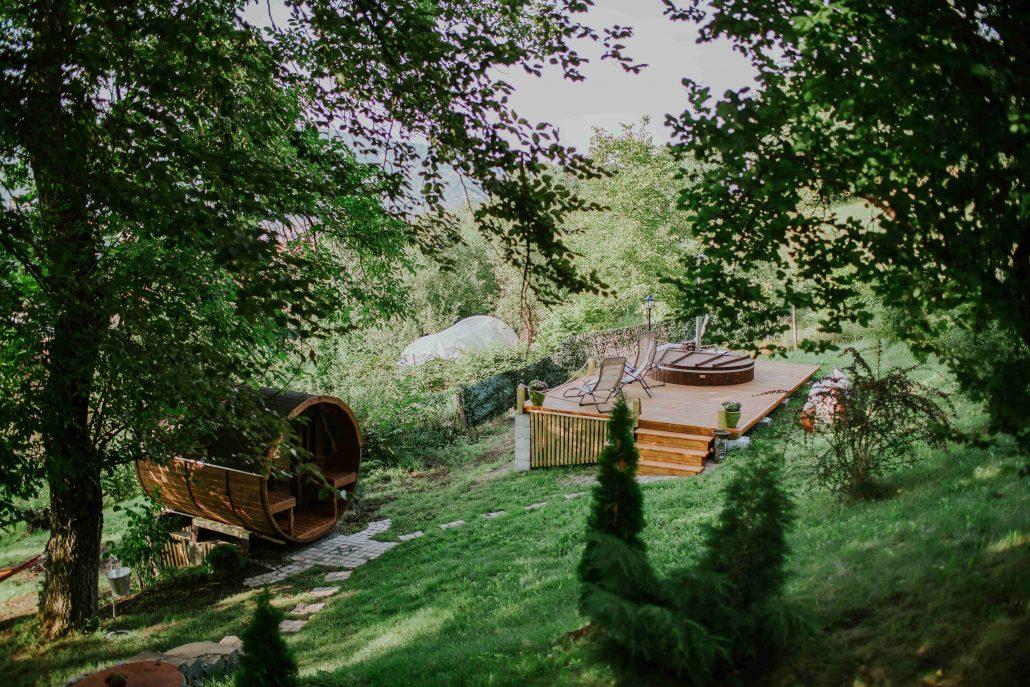 Zona relaxare | Cosama Village | Sighisoara