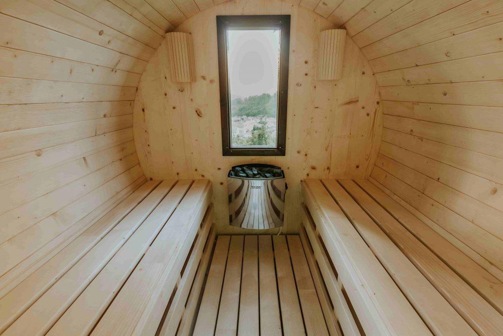 Sauna | Cosama Village | Sighisoara