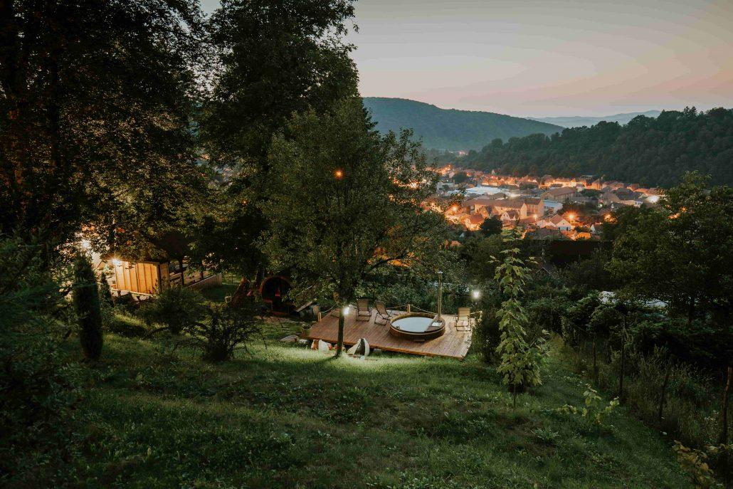 Priveliste | Cosama Village | Sighisoara